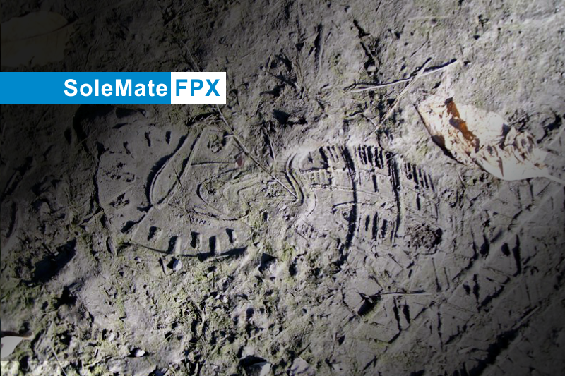 SoleMate FPX the fastest way to identify footwear marks at the crime scene