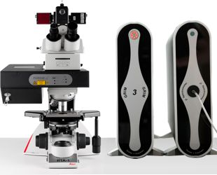 ffTA Microscope updated with integral LED light source