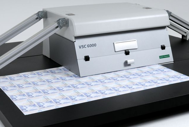 Foster + Freeman VSC systems ready for polymer banknote security features
