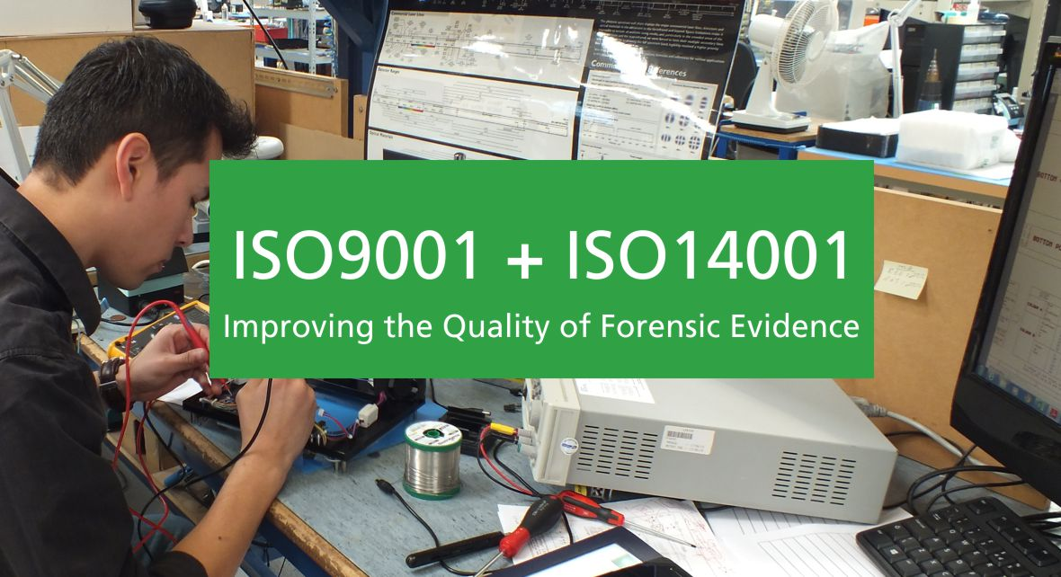 ISO9001 and ISO14001 certified