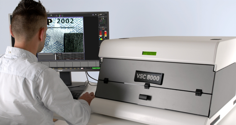 Introducing the VSC8000