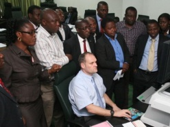Foster + Freeman help train Nigerian banking staff spot forged documents