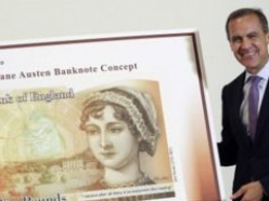 New Jane Austen £10 polymer banknote to be launched next week