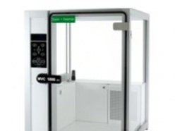 Updated fingerprint fuming chamber improves results and reduces cycle times