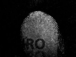 Phosphorescent Fingerprint Imaging  using the Crime-lite Imager