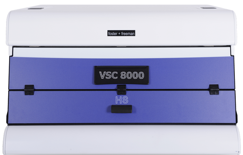 VSC document examination workstations